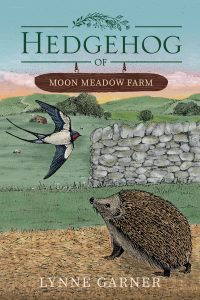 Hedgehog of Moon Meadow Farm book cover