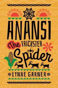 Anansi book cover